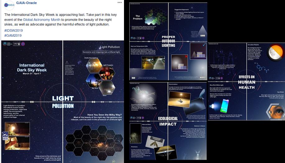 IDSW2019 Infographic Posts