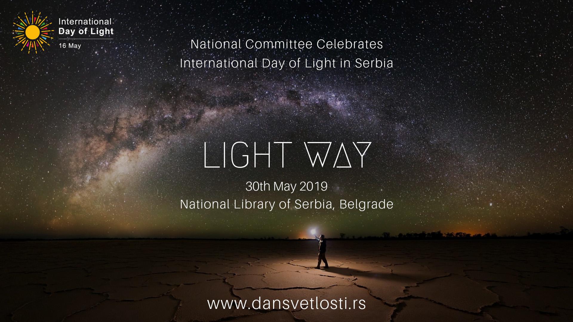 International Day of Light in Serbia