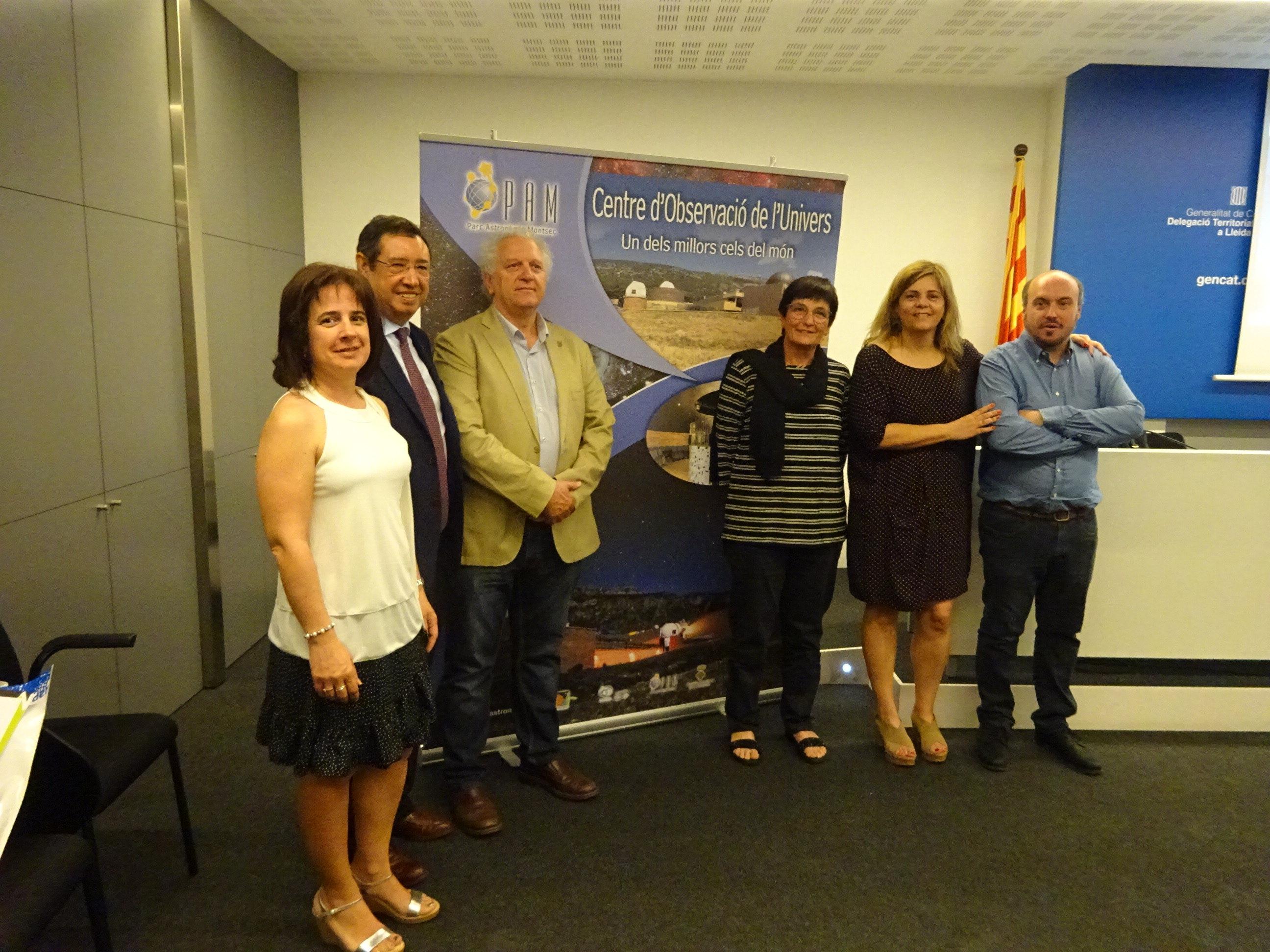 Parc Astronòmic Montsec new IAU Dark Skies for All Platinum Ambassador