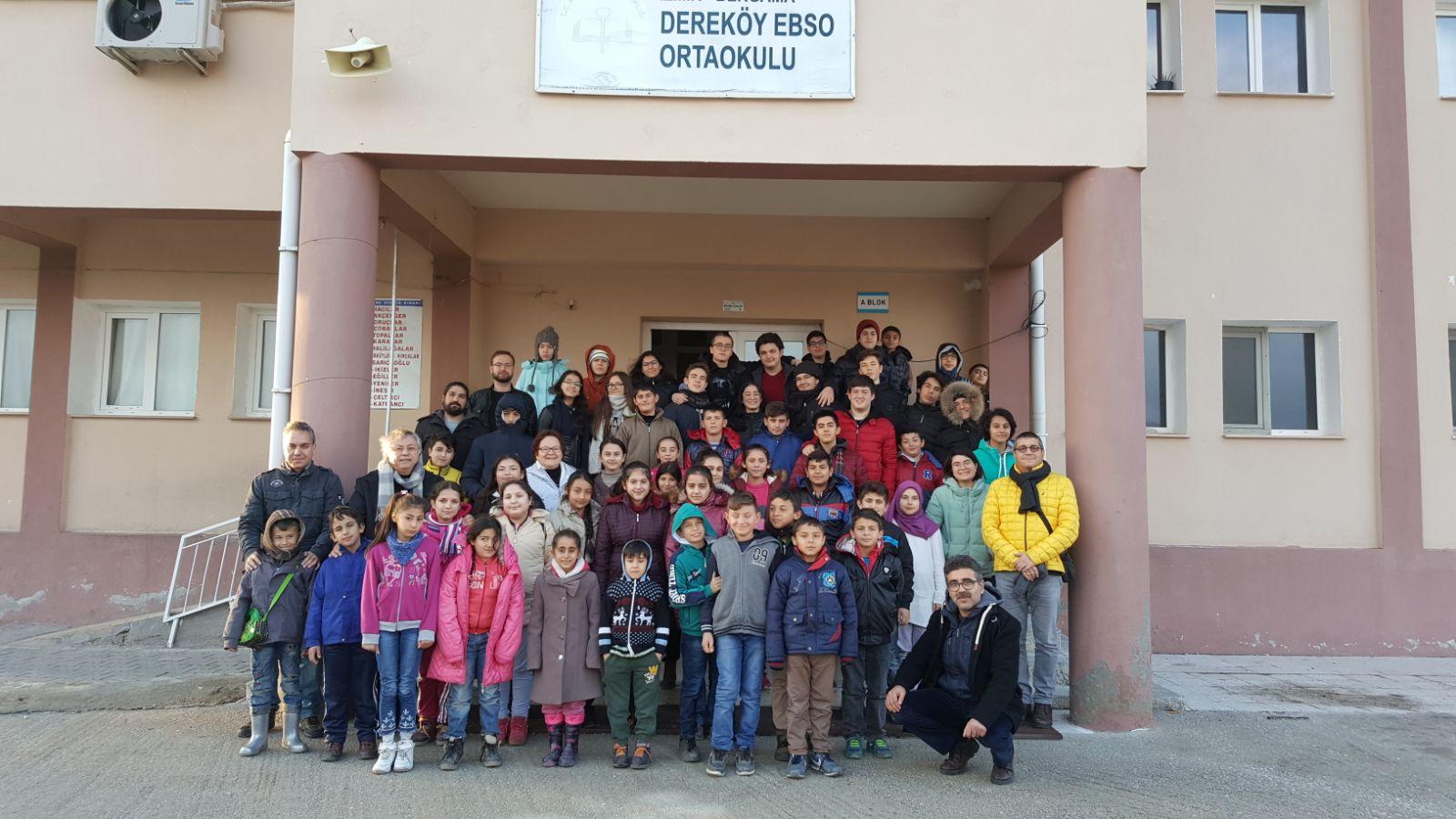 Bergama EBSO Village School