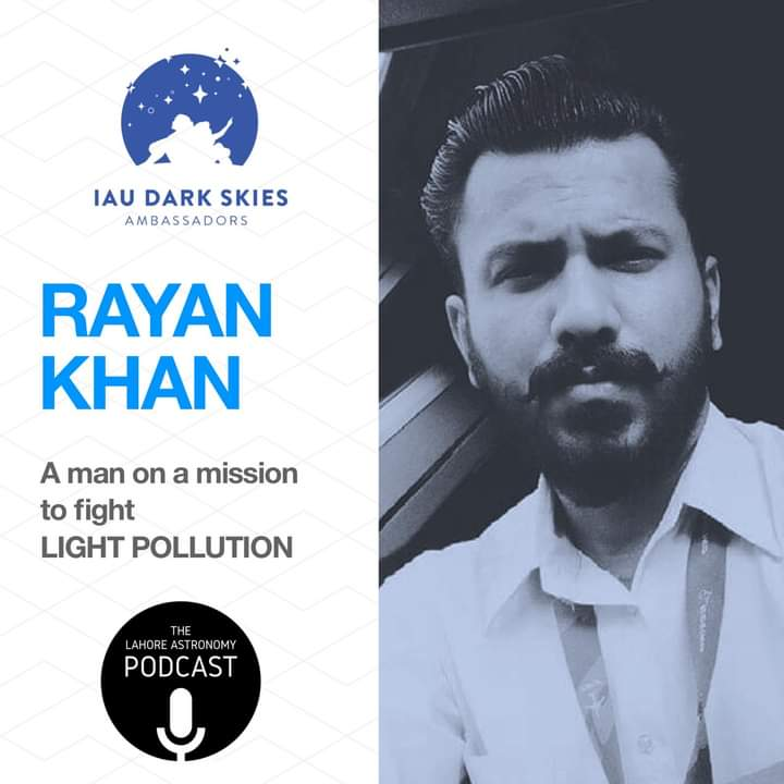 Podcast with Lahore Astronomical Society